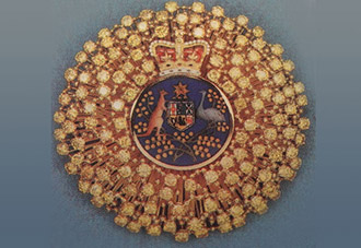 BROOCH FOR THE QUEEN